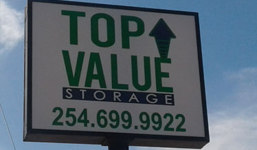 Self Storage In Harker Heights, TX